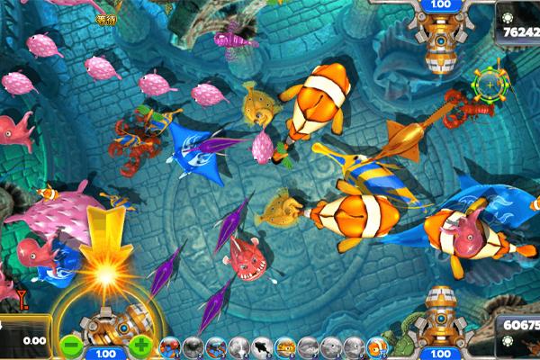 4 สูตรทำเงิน พร้อมเล่นเกมยิงปลาค่ายไหนดี - ปลาแต่ละชนิดก็จะมีอัตราการจ่ายแตกต่างกัน